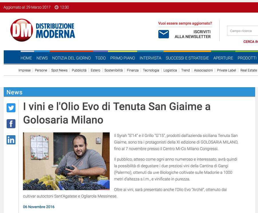http://www.distribuzionemoderna.info/news/i-vini-e-lolio-evo-di-tenuta-san-giaime-a-golosaria-milano