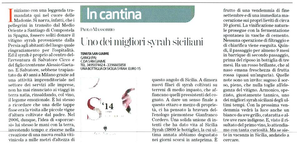 La Stampa | Paolo Massobrio